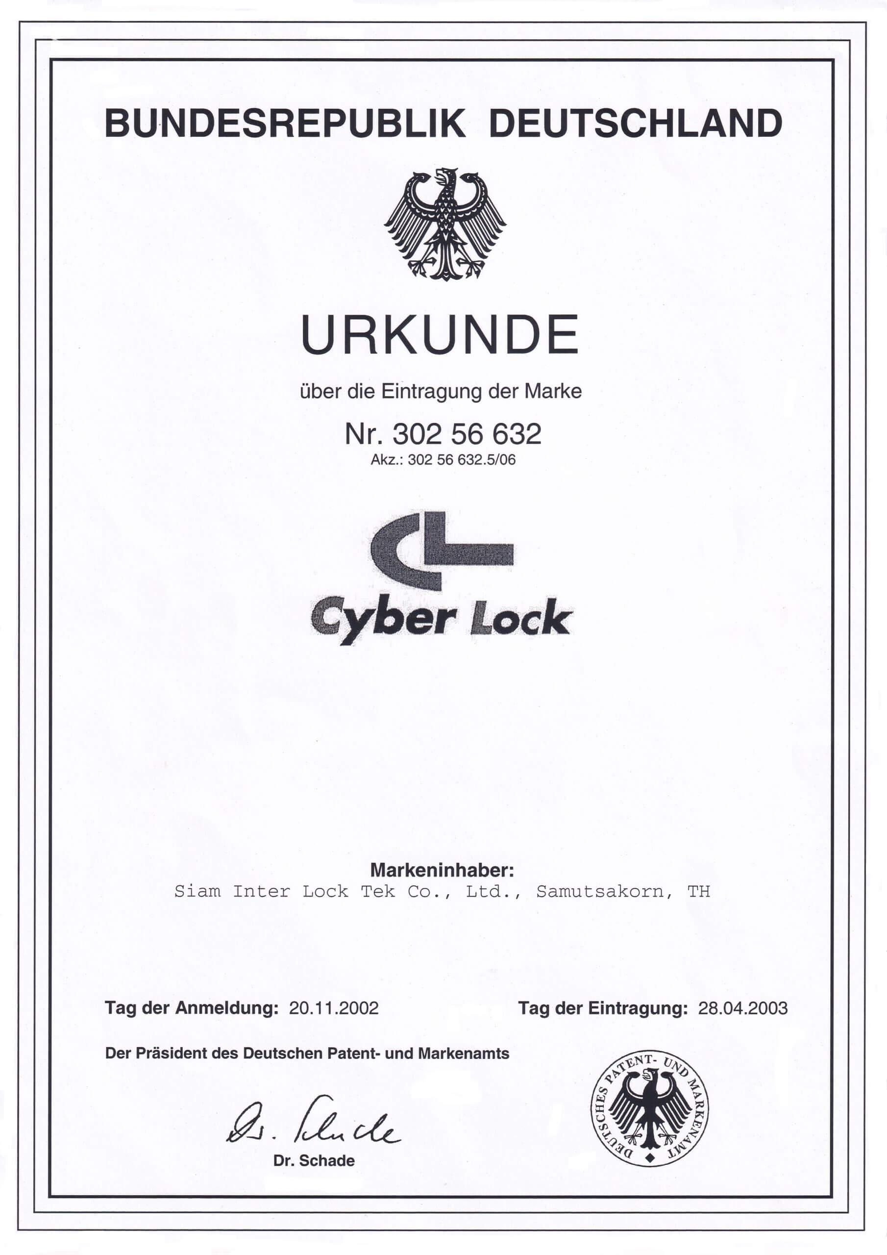 Cyber Lock_Germany